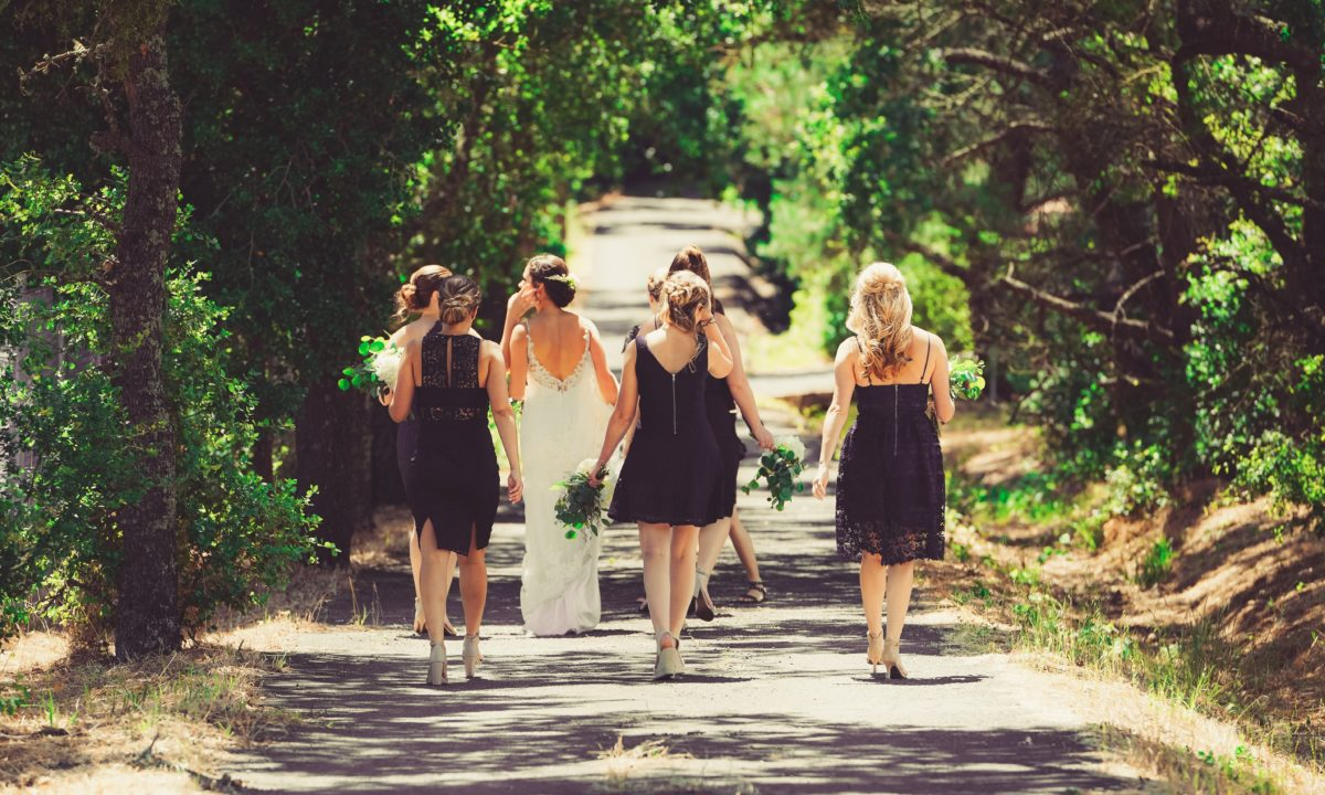 12 Cute Bridesmaid Asks
