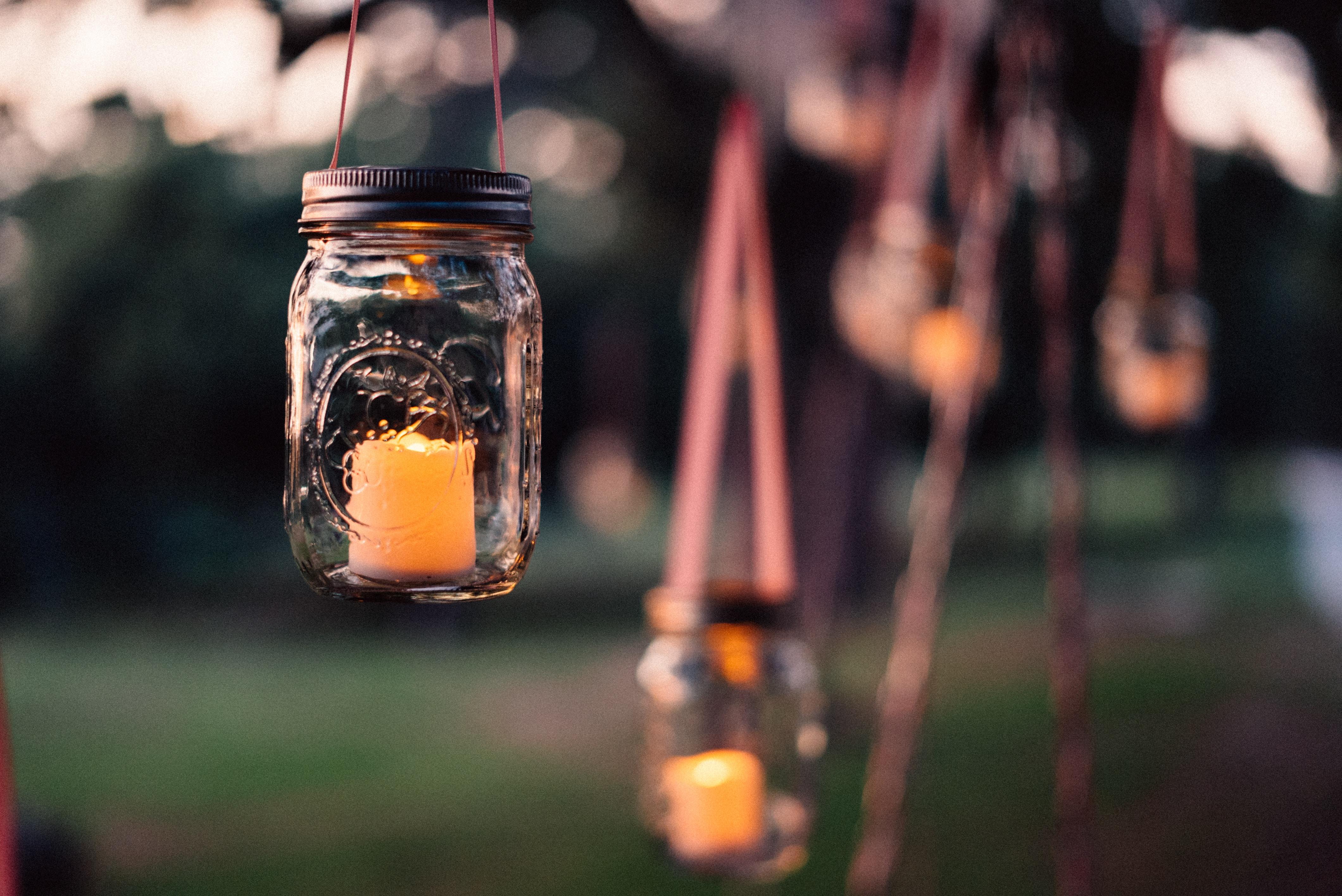 20 Photos Of Weddings Using Lots Of Candlelight Mywedding