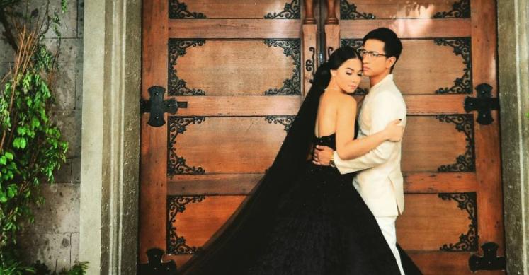 15 Brides Who Rocked Black on Their Wedding Day
