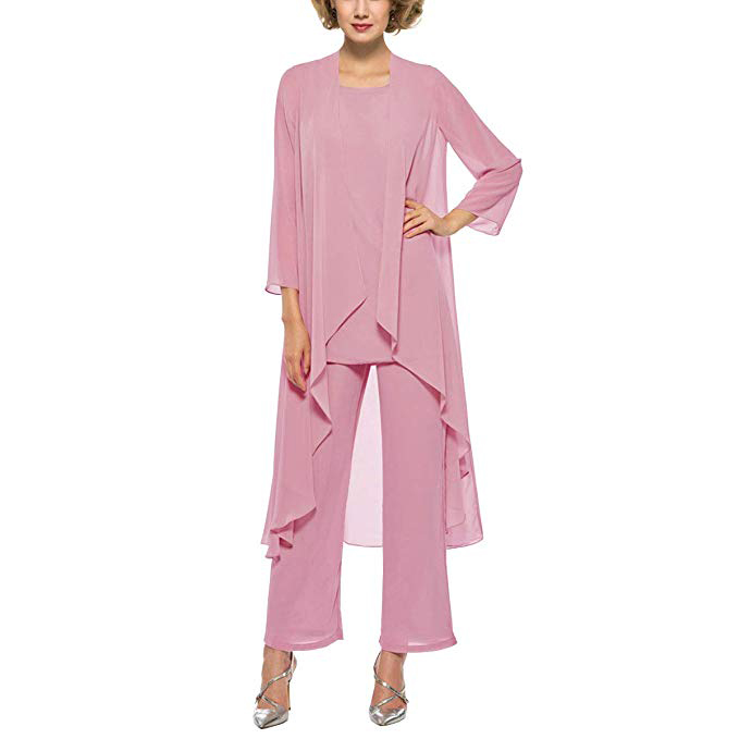 Landress Three Piece Pant Suit