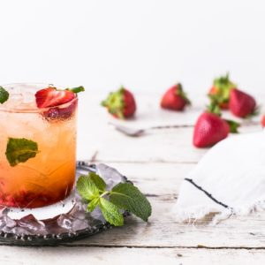 Bubbly Champagne Cocktails for Toasting Your Engagement