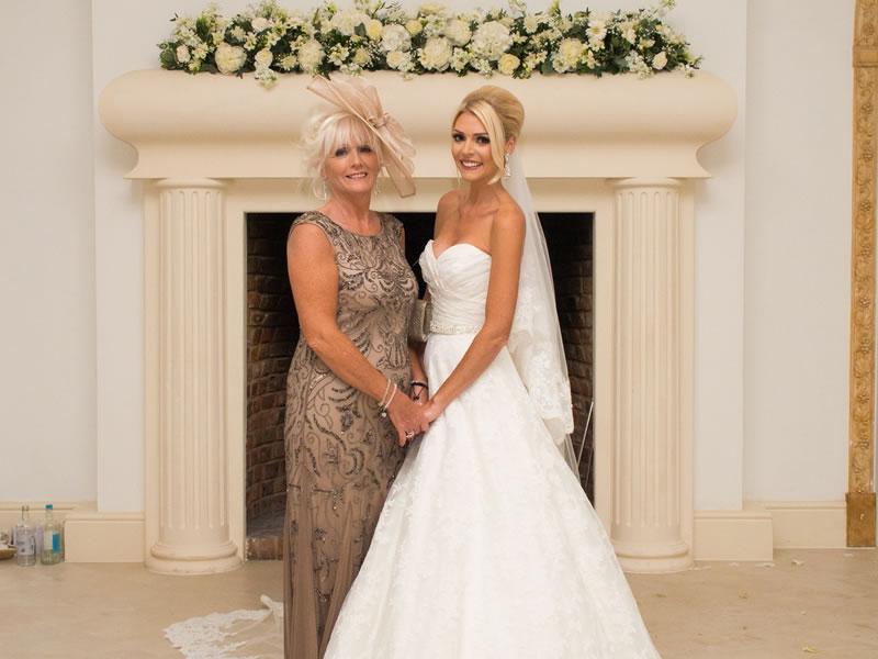 Find a Silver or Gold Mother of the Bride Dress