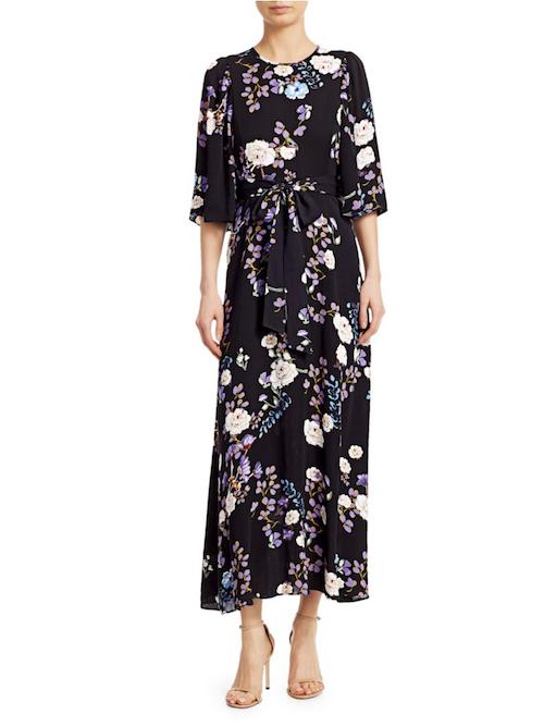 Desirè Iris Floral Gown