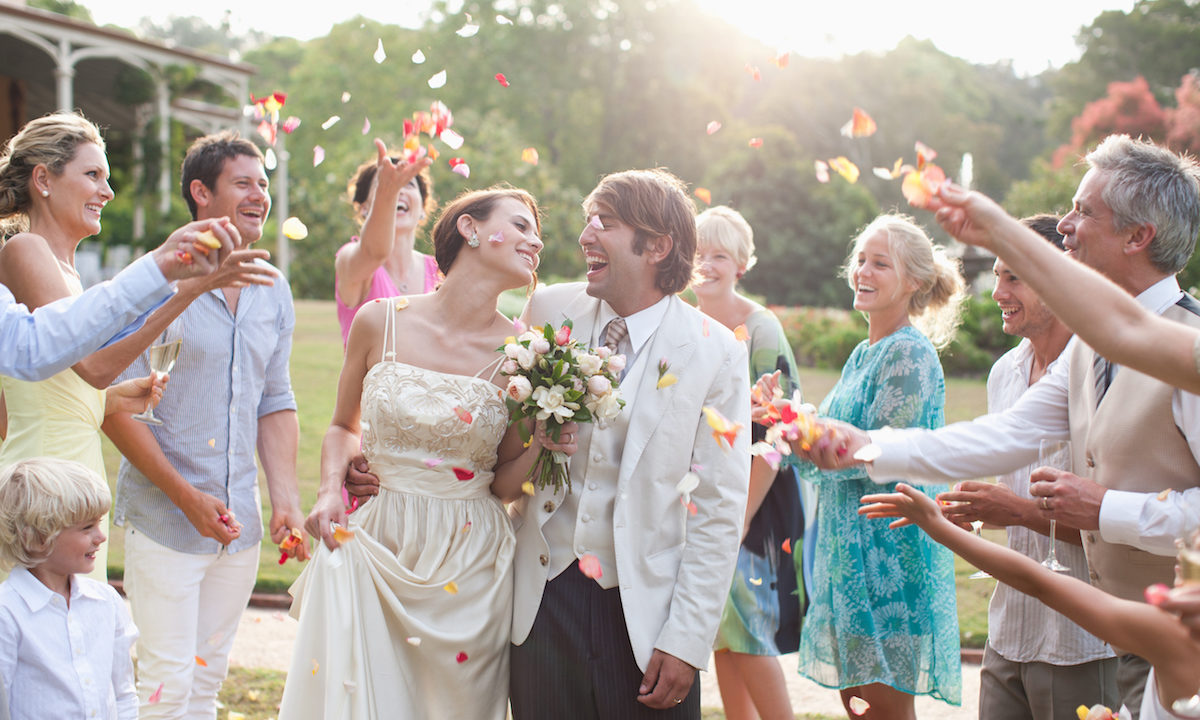 7 Floral Mother-of-the-Bride Dresses