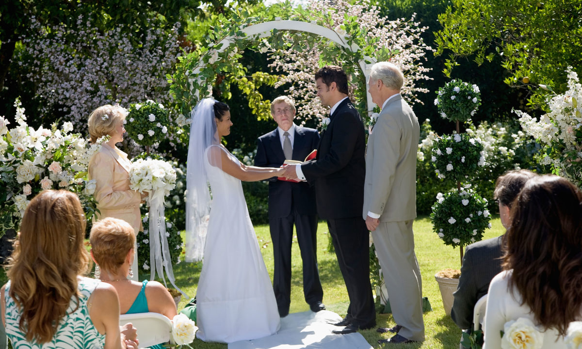 11 Wedding Ceremony Programs that Double as Fans