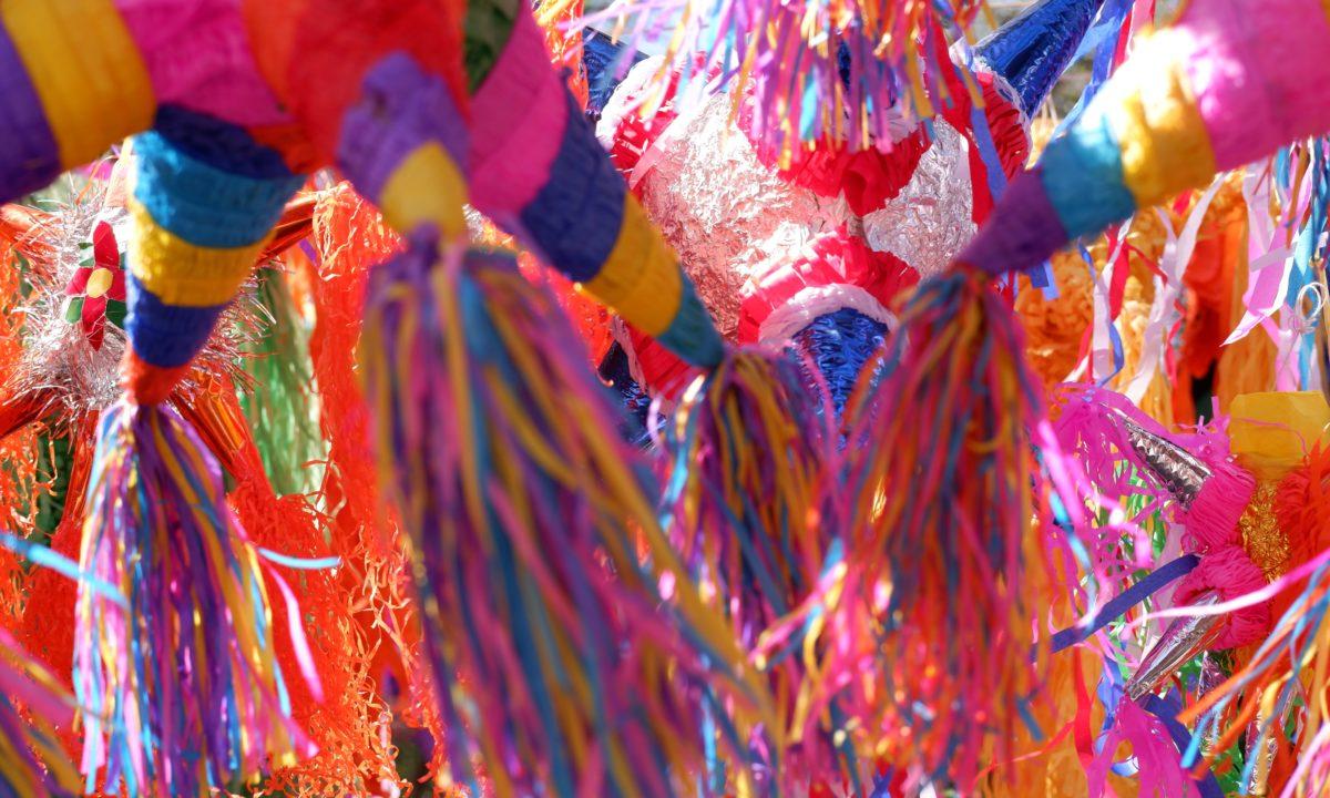 DIY Piñatas for Your Wedding Celebrations