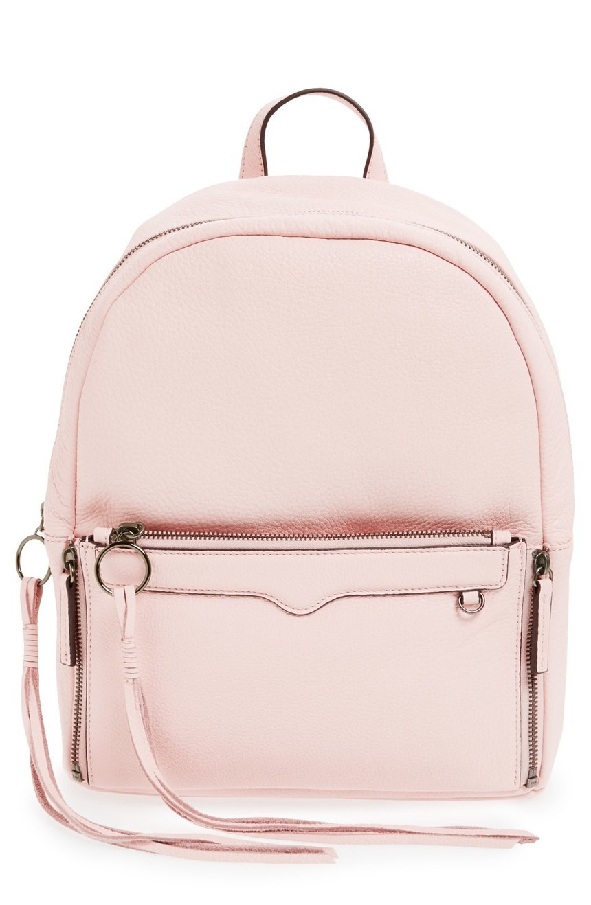 'Lola' Backpack with Detachable Crossbody
