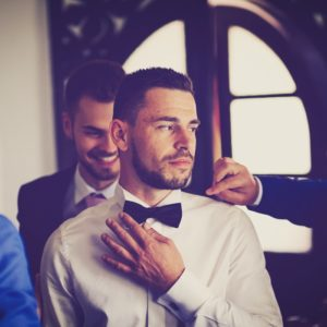 The Best Groom Trends for a Summer Wedding