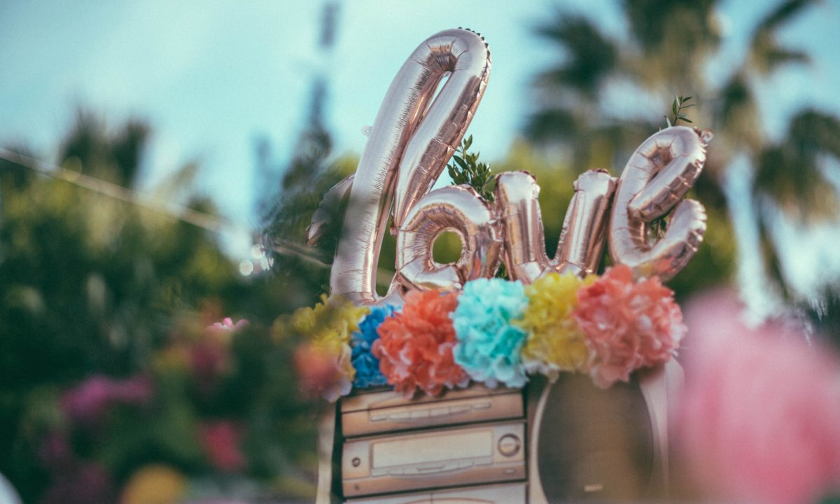Rainbow Wedding Decor Ideas for the Most Colorful Day Ever