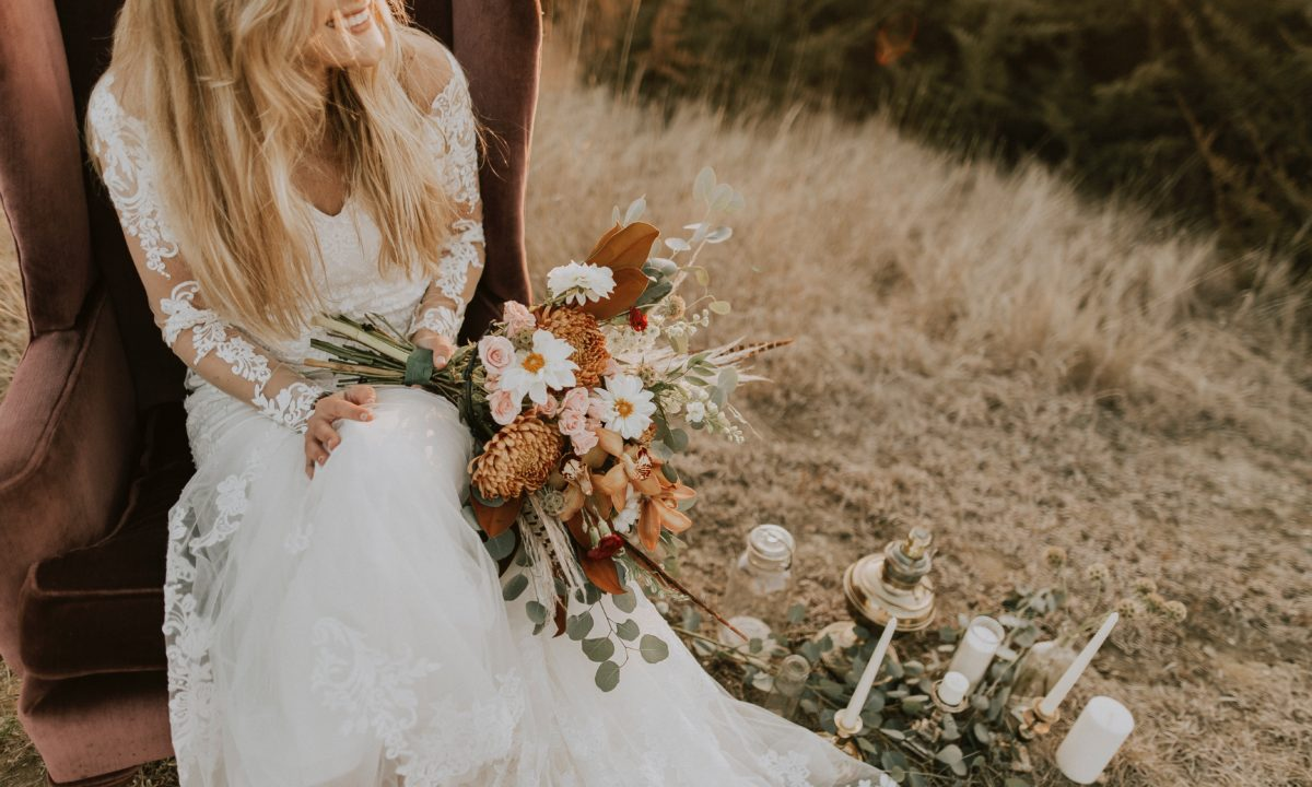 Wedding Beauty Tips: How to Keep the Humidity from Ruining Your Day