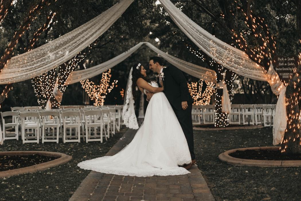 Stunning Summer Wedding Ceremony Backdrops