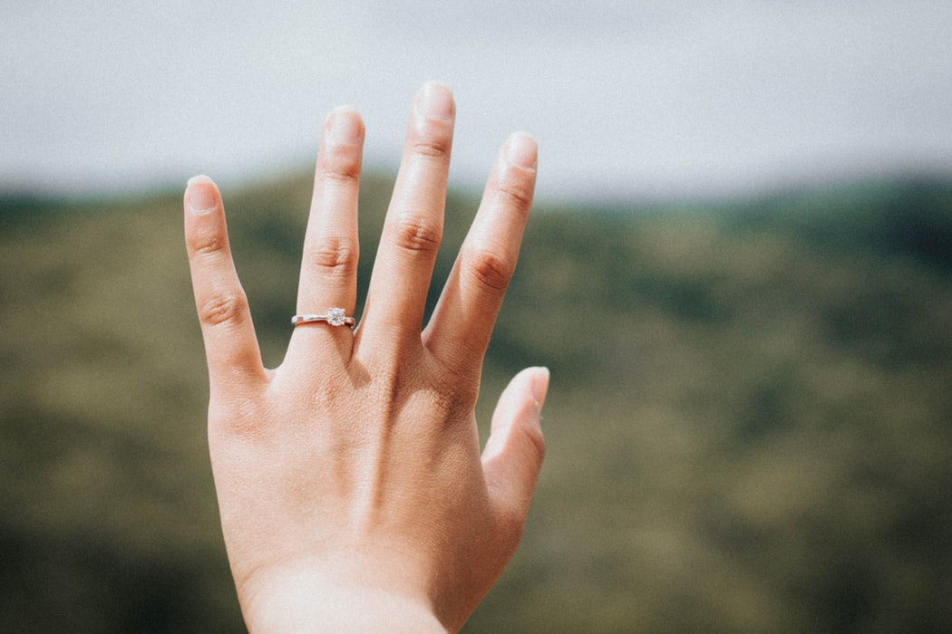 How to Hint About Your Ring Before the Proposal