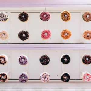 12 Ideas for Donut Walls & Displays
