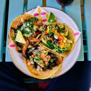 Have Some Taco Bar Fun at Your Wedding Reception