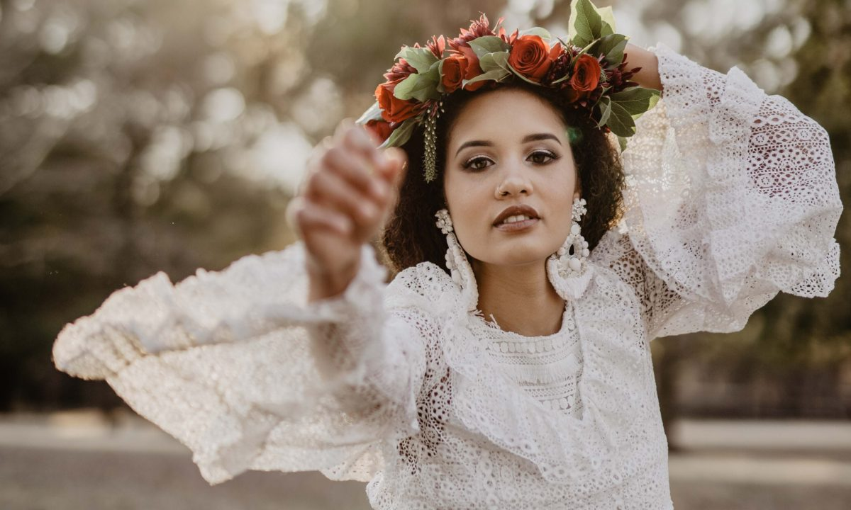 Claire Pettibone's Fall 2017 Wedding Dresses from Bridal Fashion Week