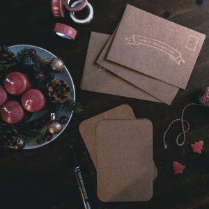 10 Winter Wedding Invitations