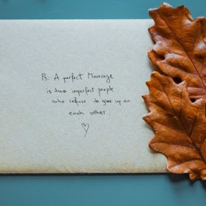 Fall Save the Dates for Your Big Day