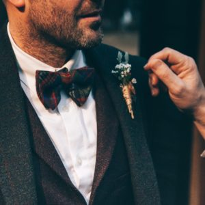 The Best Holiday Ties and Bow Ties for Your Groom