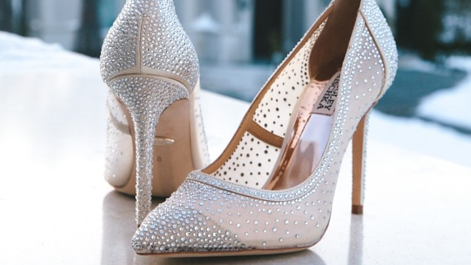Fall Head Over Heels for These Autumn-Inspired Bridesmaid Shoes