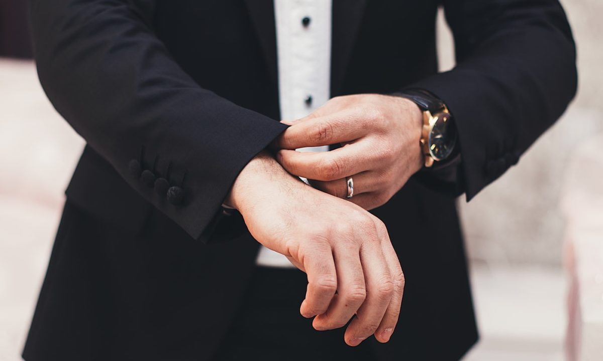 Classic Wedding and Engagement Rings for Men
