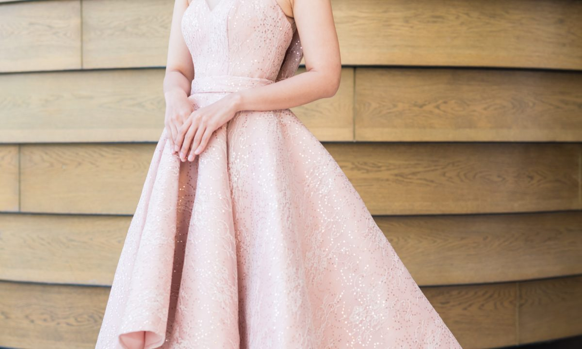 Short and Sparkly Bridesmaid Dresses