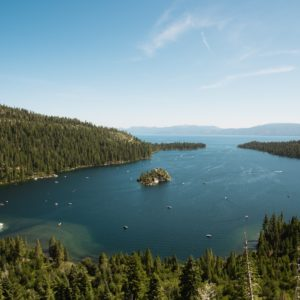Sarah and Greg's Lake Tahoe Destination Wedding by Brienne Michelle Photography