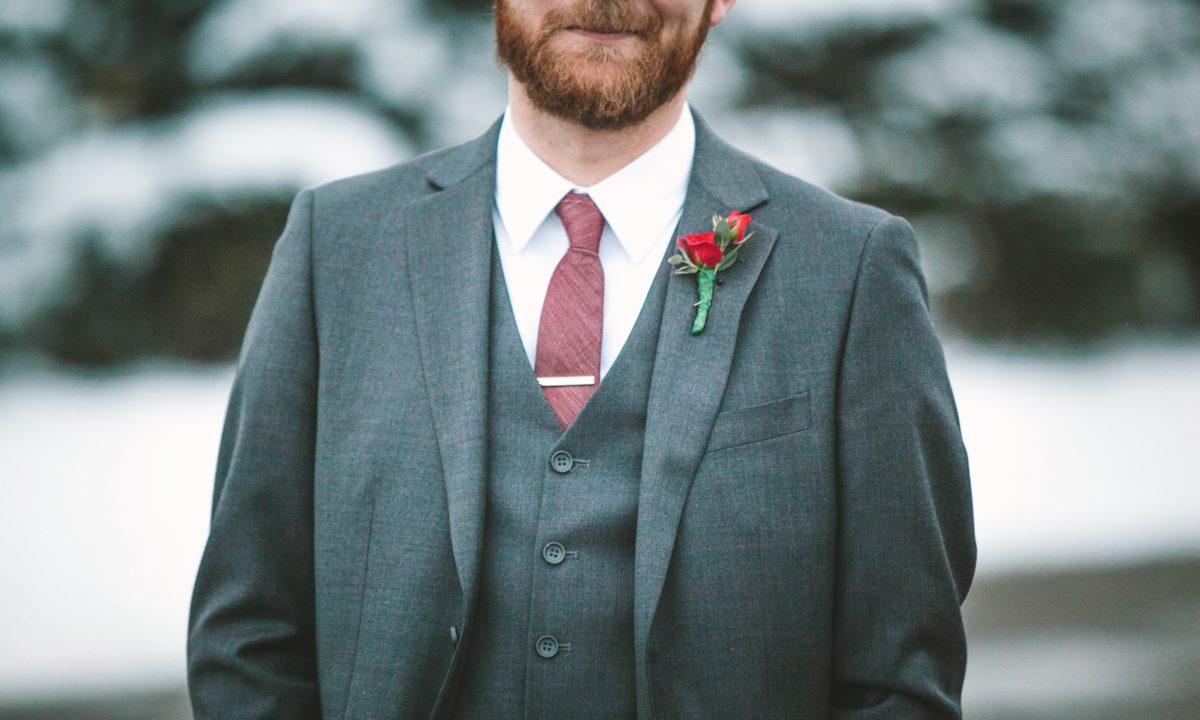 11 Winter Ties for a Wonderful Wedding