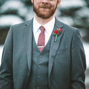 11 Winter Ties for a Wonderful Wedding