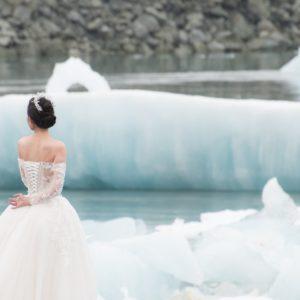 Stunning Wedding Accessories for a Winter Wedding Dress