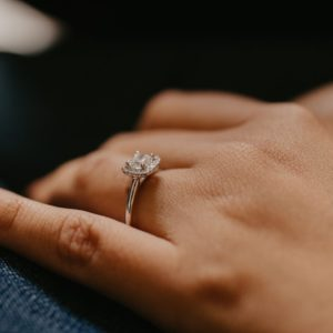 How to Pick an Engagement Ring She'll Love