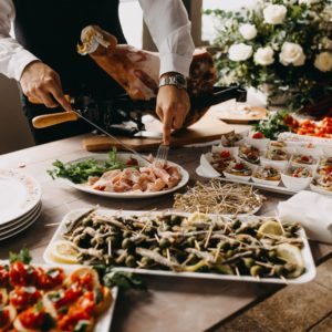 Comfort Food Favorites for Your Wedding Reception