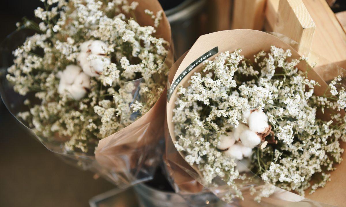 10 Wonderfully White Floral Arrangements