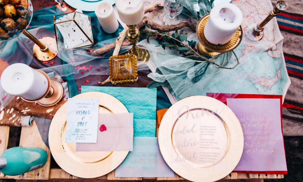 Beautiful Ideas for an All Grown Up Disney Wedding