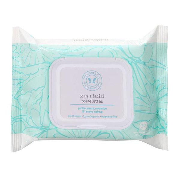 The Honest Company Facial Towelettes