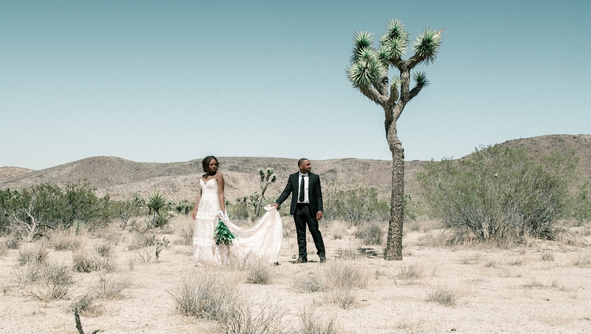 Desert Wedding Inspiration for True Romantics