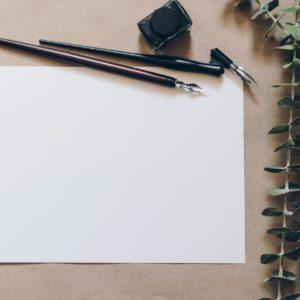 Hand Lettered Wedding Invitation Inspiration