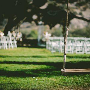 Garden Wedding Centerpiece Inspiration