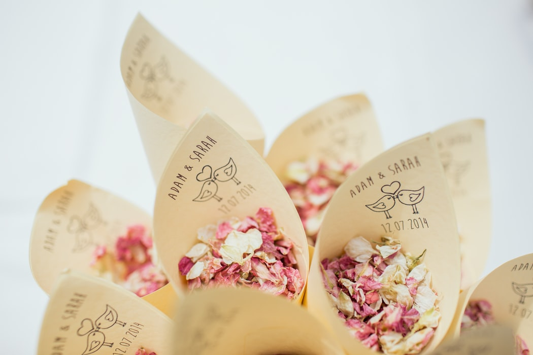 Gorgeous Wedding Details You Can Definitely DIY