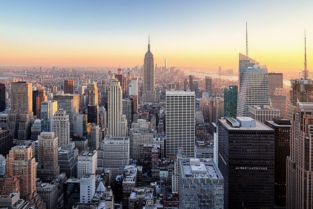 Light Up Your Honeymoon in New York City!