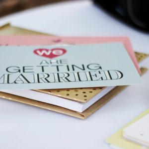 Everything You Need to Include on Your Wedding Invitation