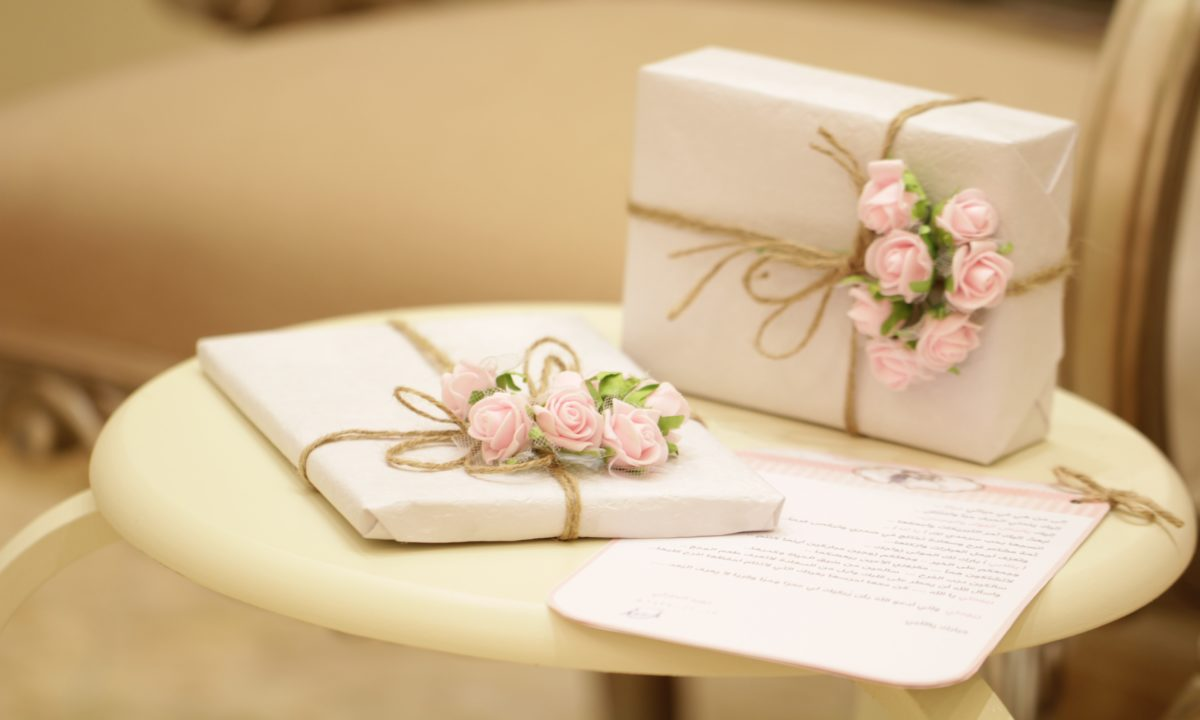 Do You Have to Send a Gift If You Can't Attend the Bridal Shower?