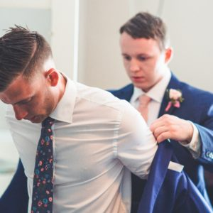 10 Blue Suits for the Best Groom Style