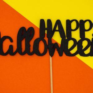 15 Boo-tiful Halloween Wedding Cake Toppers