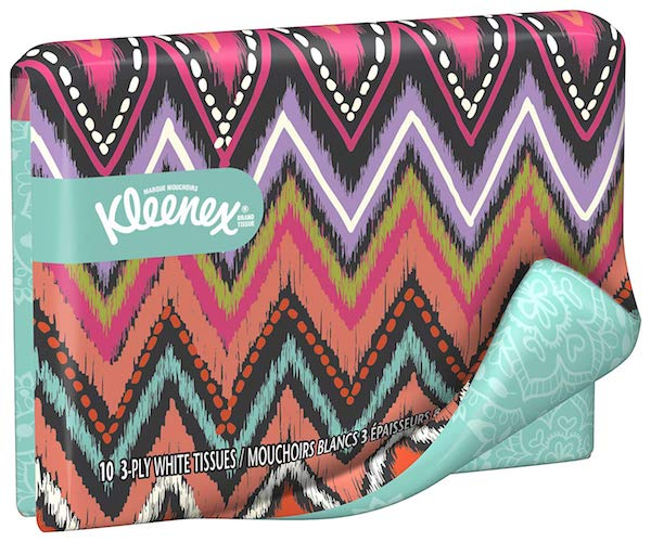 Kleenex Everyday Tissues
