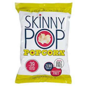 SkinnyPop Original Popped Popcorn 30-Pack