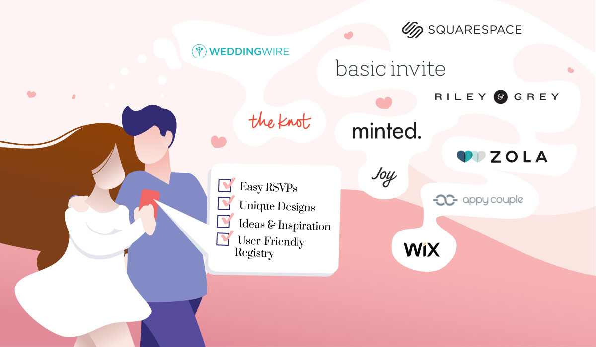 Best Free Wedding Websites For Organizing Your Big Day Mywedding