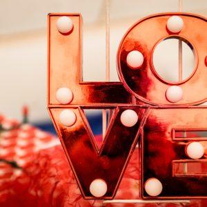 17 Valentine's Inspired Wedding Ideas