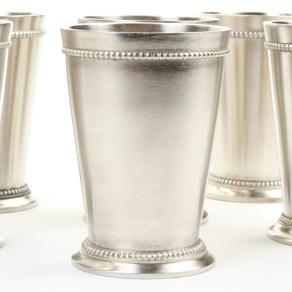 Koyal Wholesale Mint Julep Cup Vases