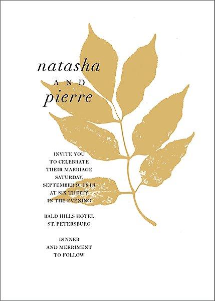 Paperless Post Copsewood Wedding Invitation