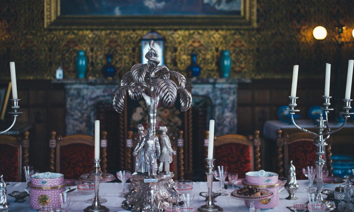 13 Creative, Non-Floral Wedding Table Centerpiece Alternatives